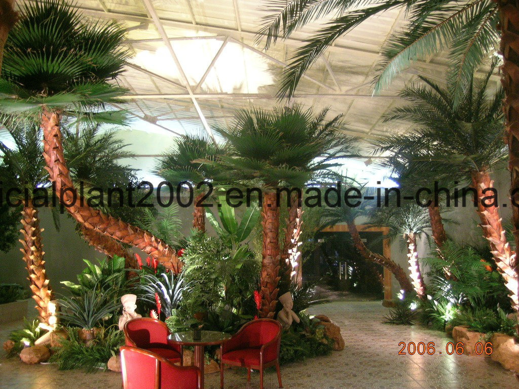 Factory Export High Quality Artificial Date Palm Tree