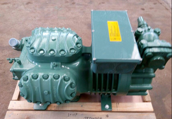 Bitzer Semi-Hermetic Compressor, 4je-15, 4je-22, 4he-18, 4he-25