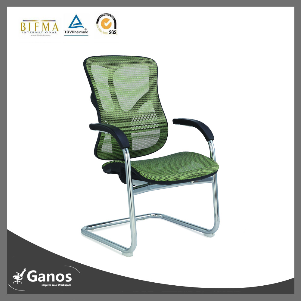 Small Size MID Back Executive Mesh Fixed Office Chair
