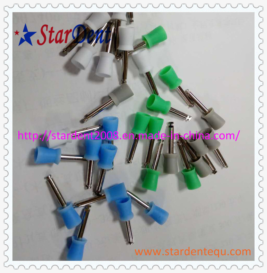 Dental Disposable Polishing Prophy Cup Brushes Factory Supplier