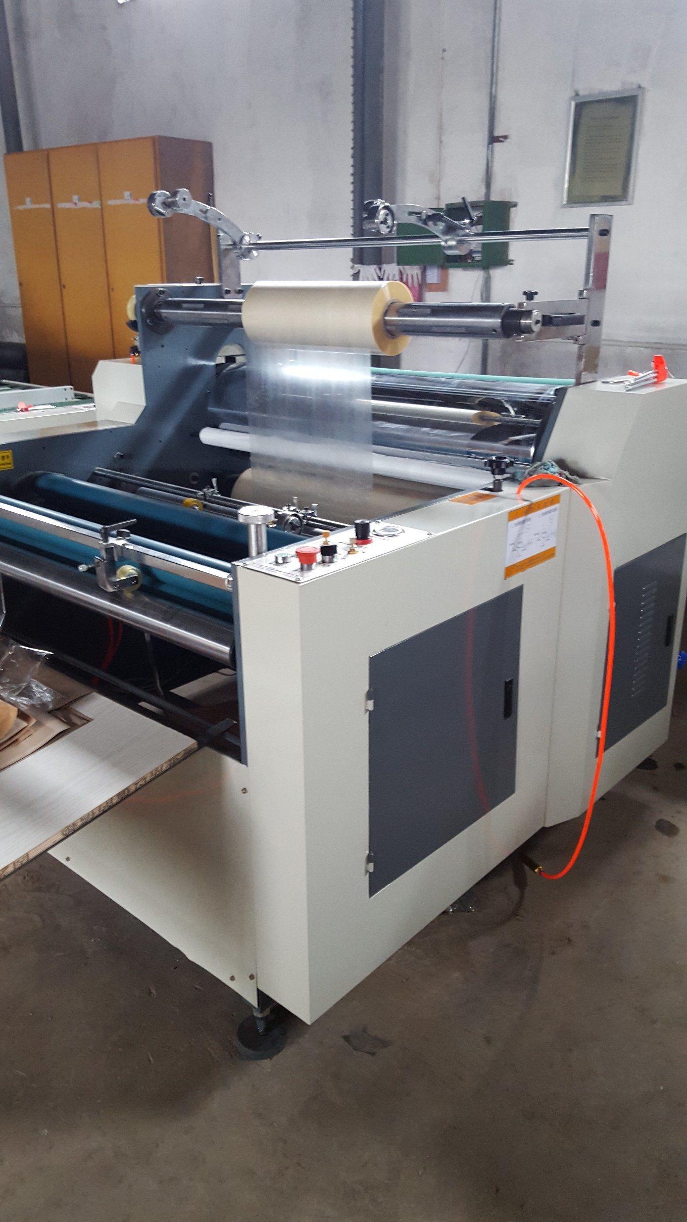 920 Semi-Automatic Split Laminator for Paper