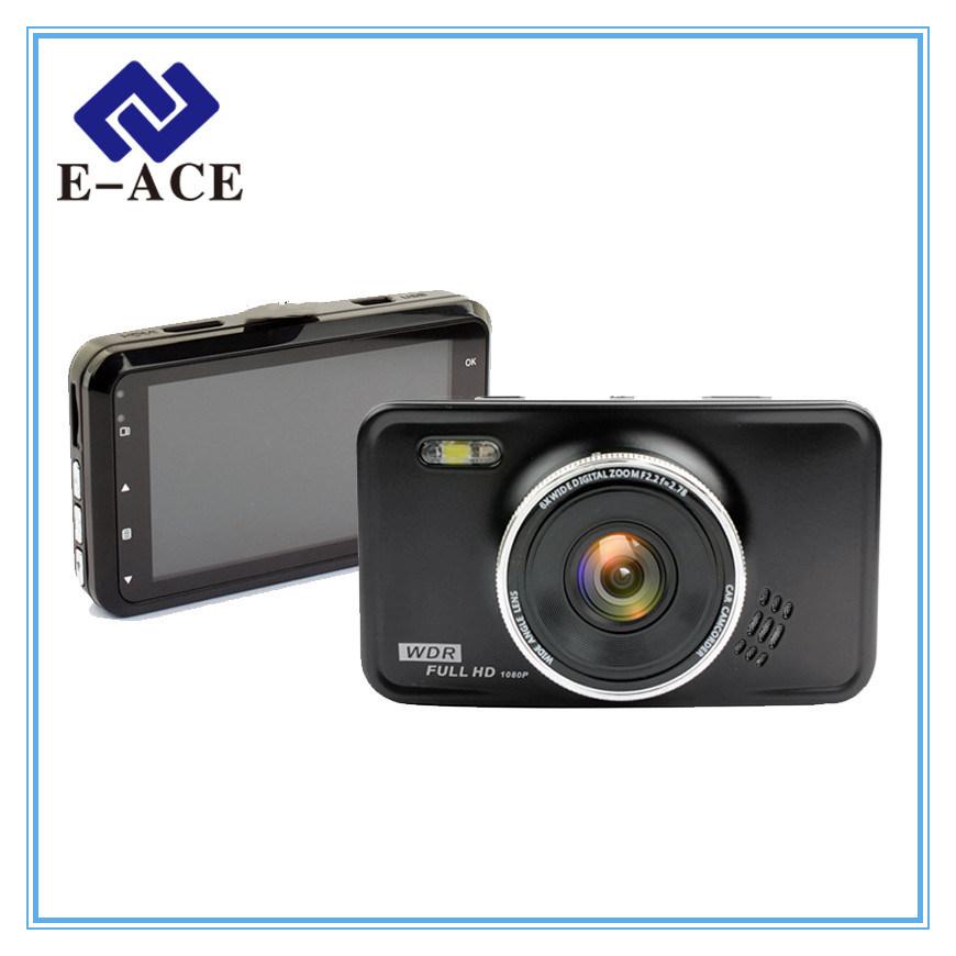 LED Flashlight Video Recorder for Night Vision