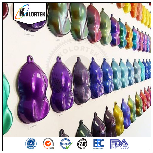 Car Paint Pearl Powder, Candy Pigmwnt for Auto Paint, Coating Pigment Manufacturer