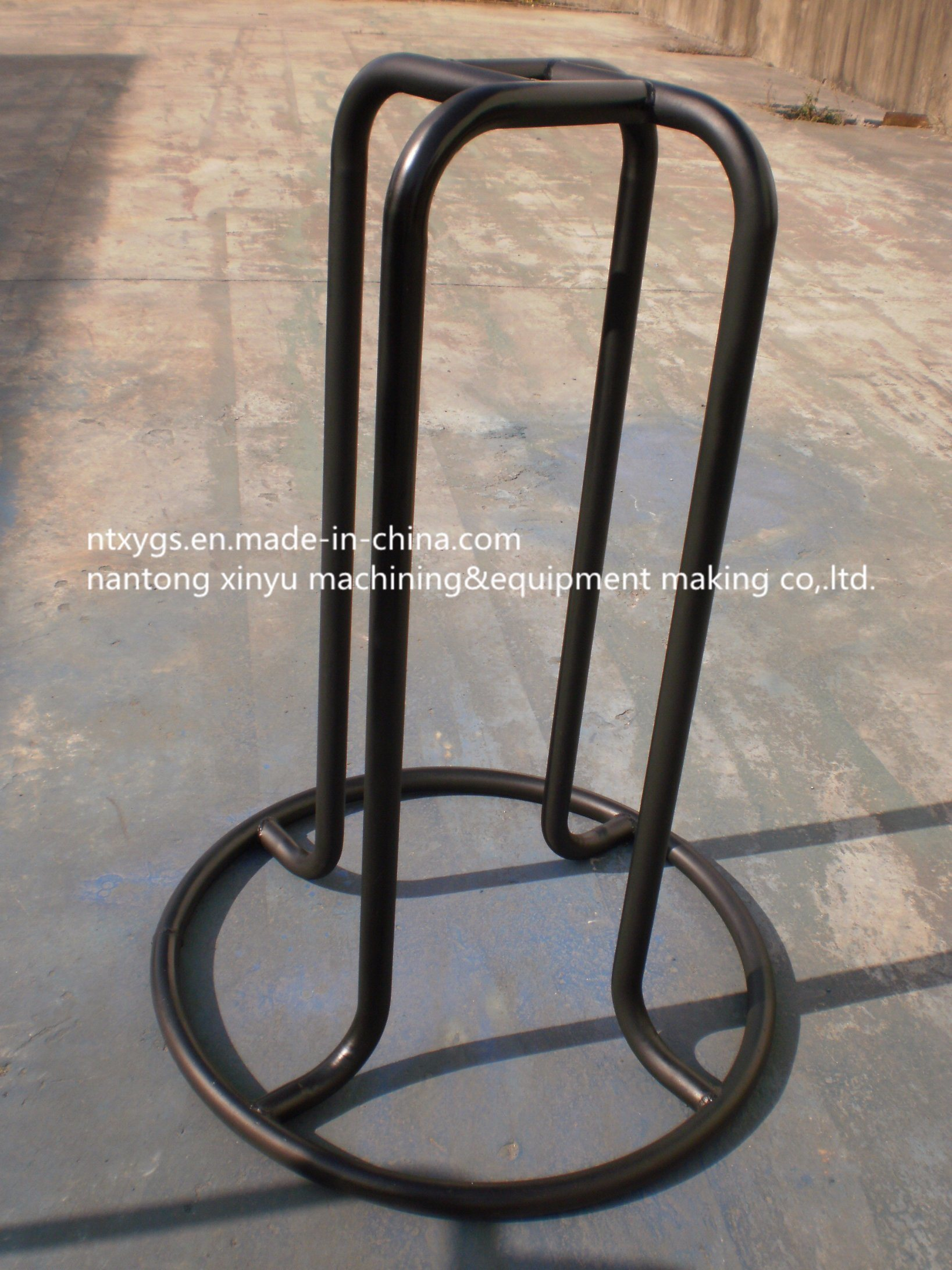 Factory Outlet Black Round Base Steel Wire Carrier