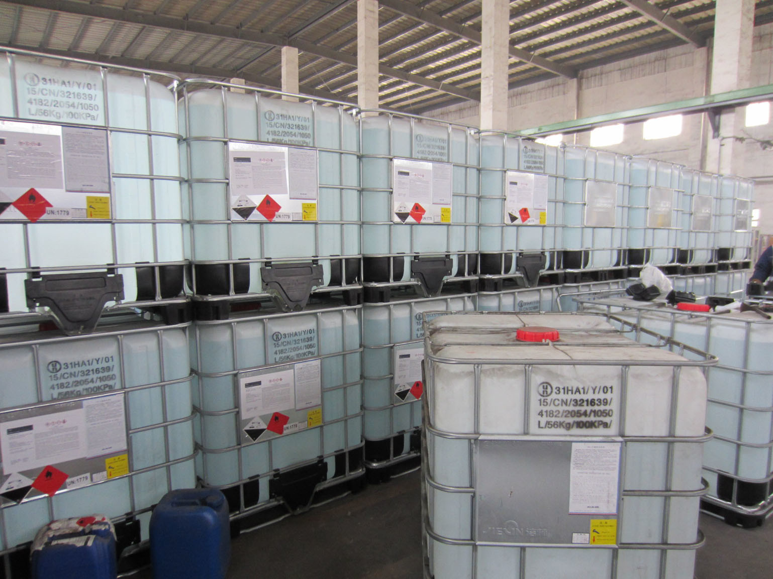 Organic Acid Formic Acid 85% 90% for Rubber Industry