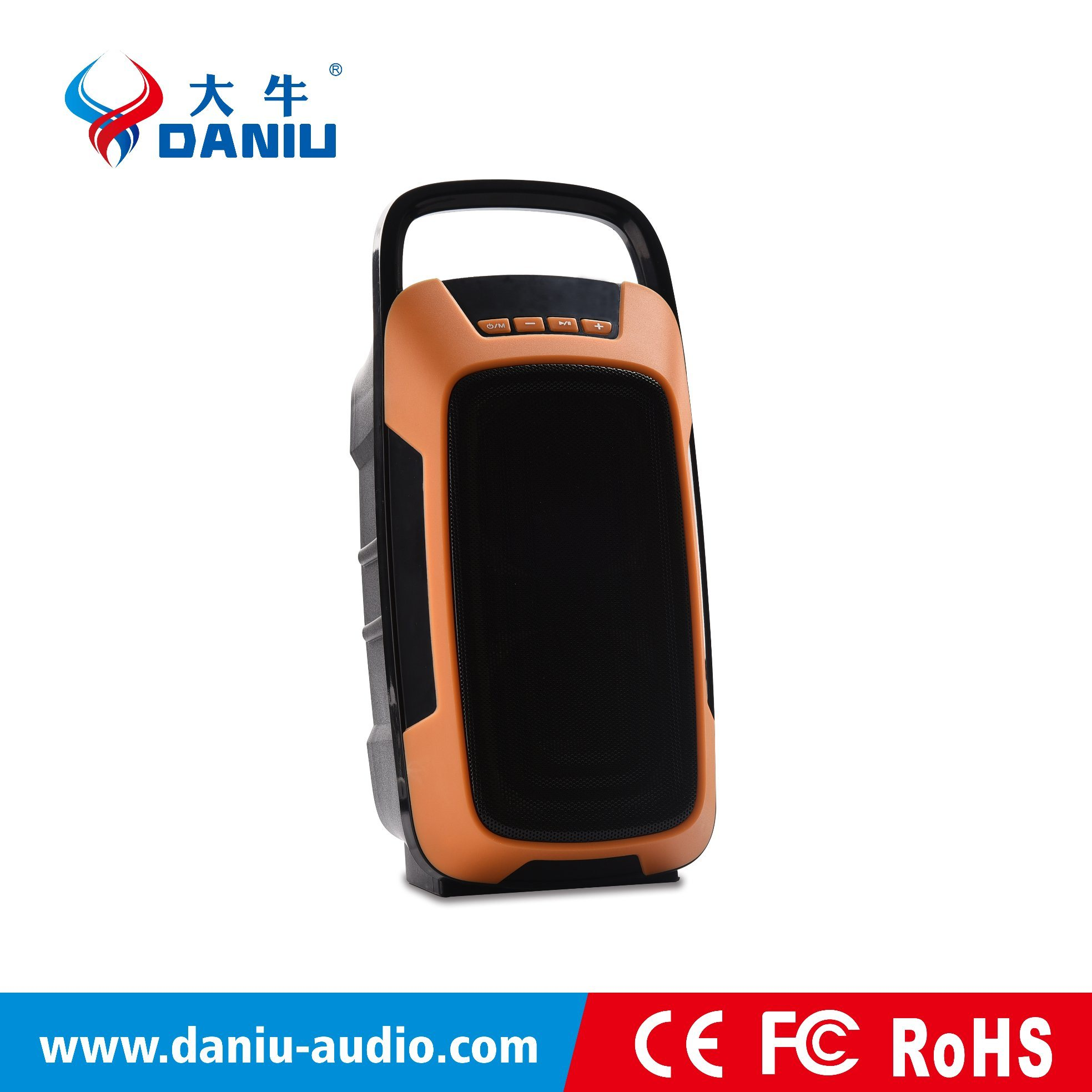 Best Seller Bluetooth Speaker with Power Bank and Strong Bass