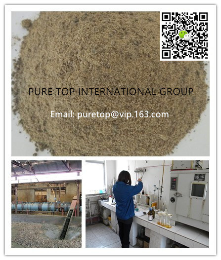 High Quality Fish Meal 65% Protein for Animal Feed Additive