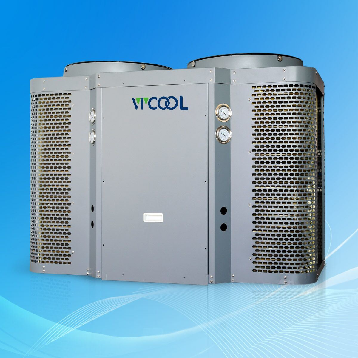 Commerical Heat Pump Water Heater for Hotel