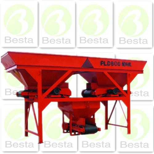 Concrete Batcher PLD800