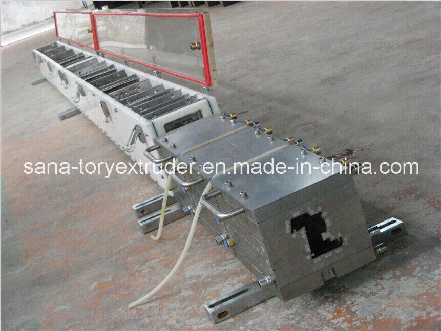 WPC PVC Plastic Profile Extrusion Mold Manufacturer