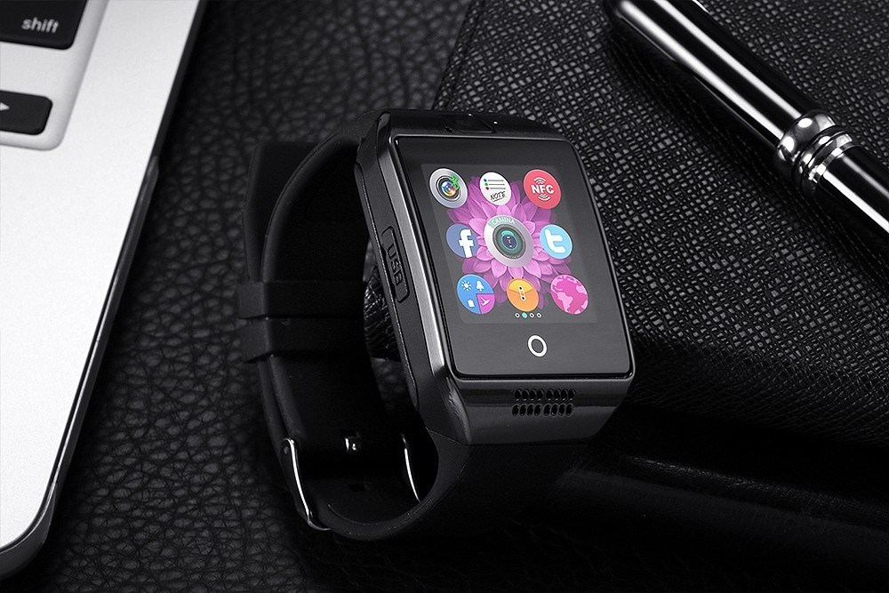 Bluetooth Watch Mobile Phone Dz09 for Samsung Android Cell Phone SIM Card Anti-Lost Touch Screen