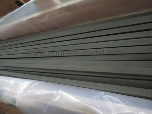 Titanium Rectangular Bar