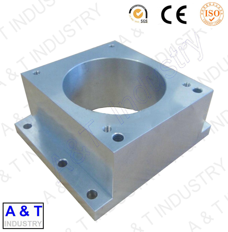CNC Manufacturer High Precision Aluminum/Brass/Stainless Steel/Machine Parts
