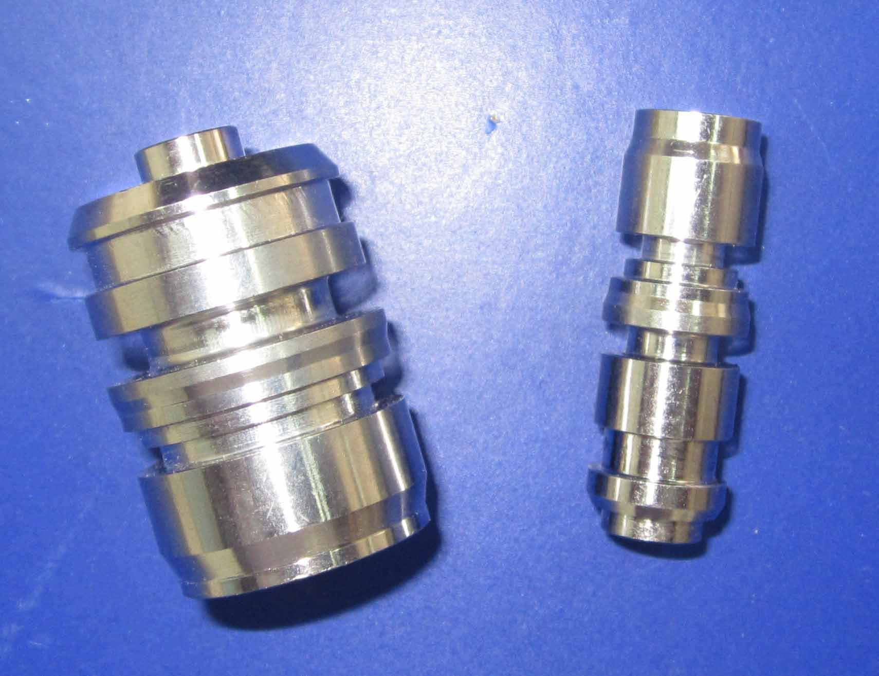 Turning Part Piston for Food Machinery CNC Machining Parts