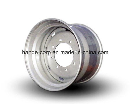 Truck and Trailer TUV Approved Steel Wheel Rims
