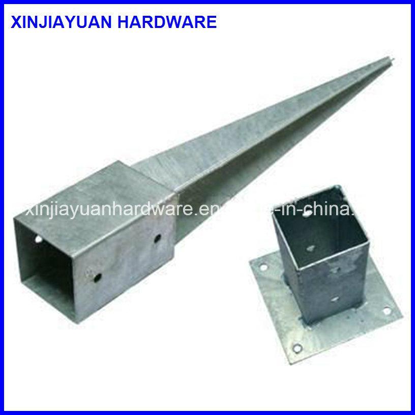 Pole Ground Plate, Fence Post Base Plate