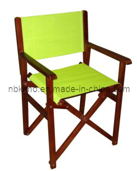 High Quality Director Chair / Folding Furniture Wooden Chair (10079)