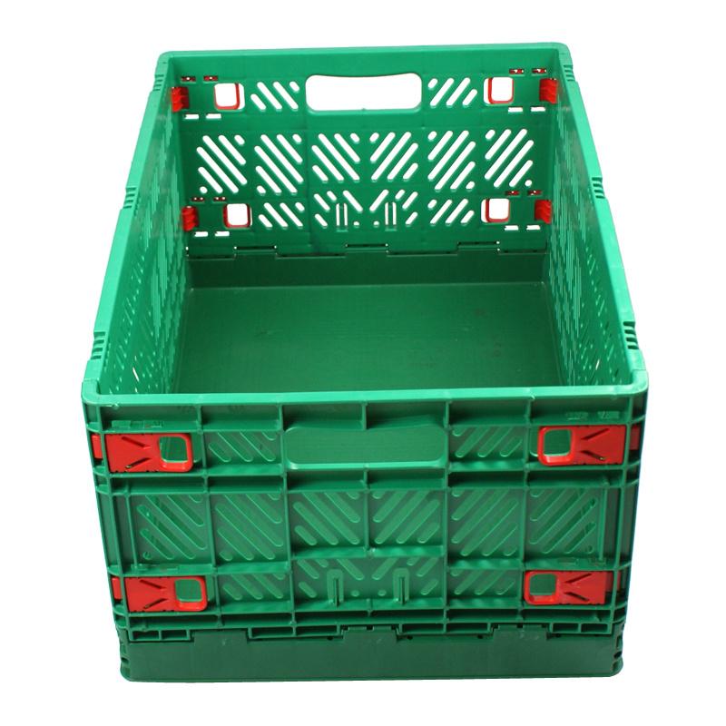 Larger Image Plastic Fruit Storage Box Dry Fruit Turnover Box
