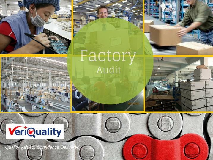 Factory Audit Service/ Factory Verification Service/Factory Inspection Service