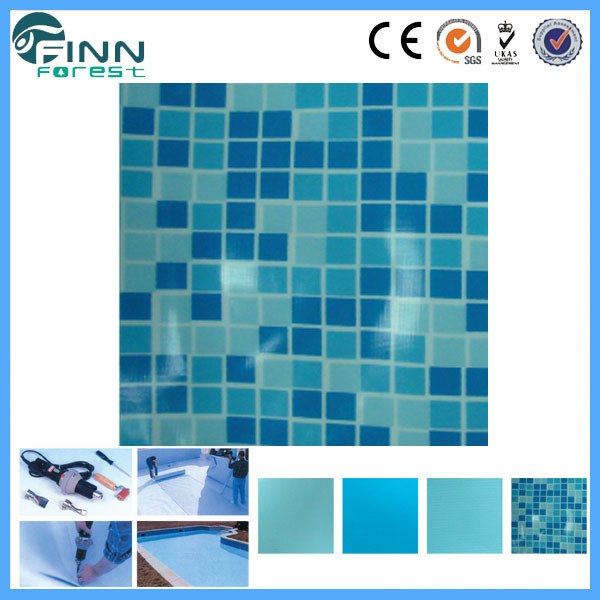 Swimming Pool Equipment Plastic Film Liner