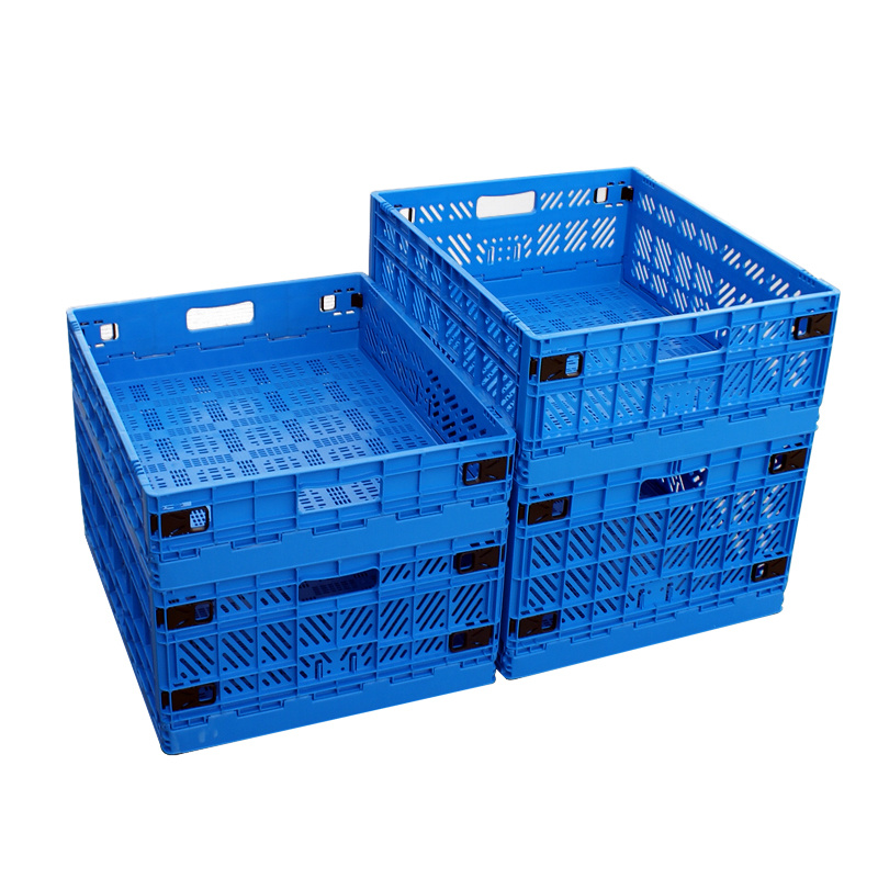 Larger Image Plastic Fruit Storage Box Dry Fruit Turnover Box