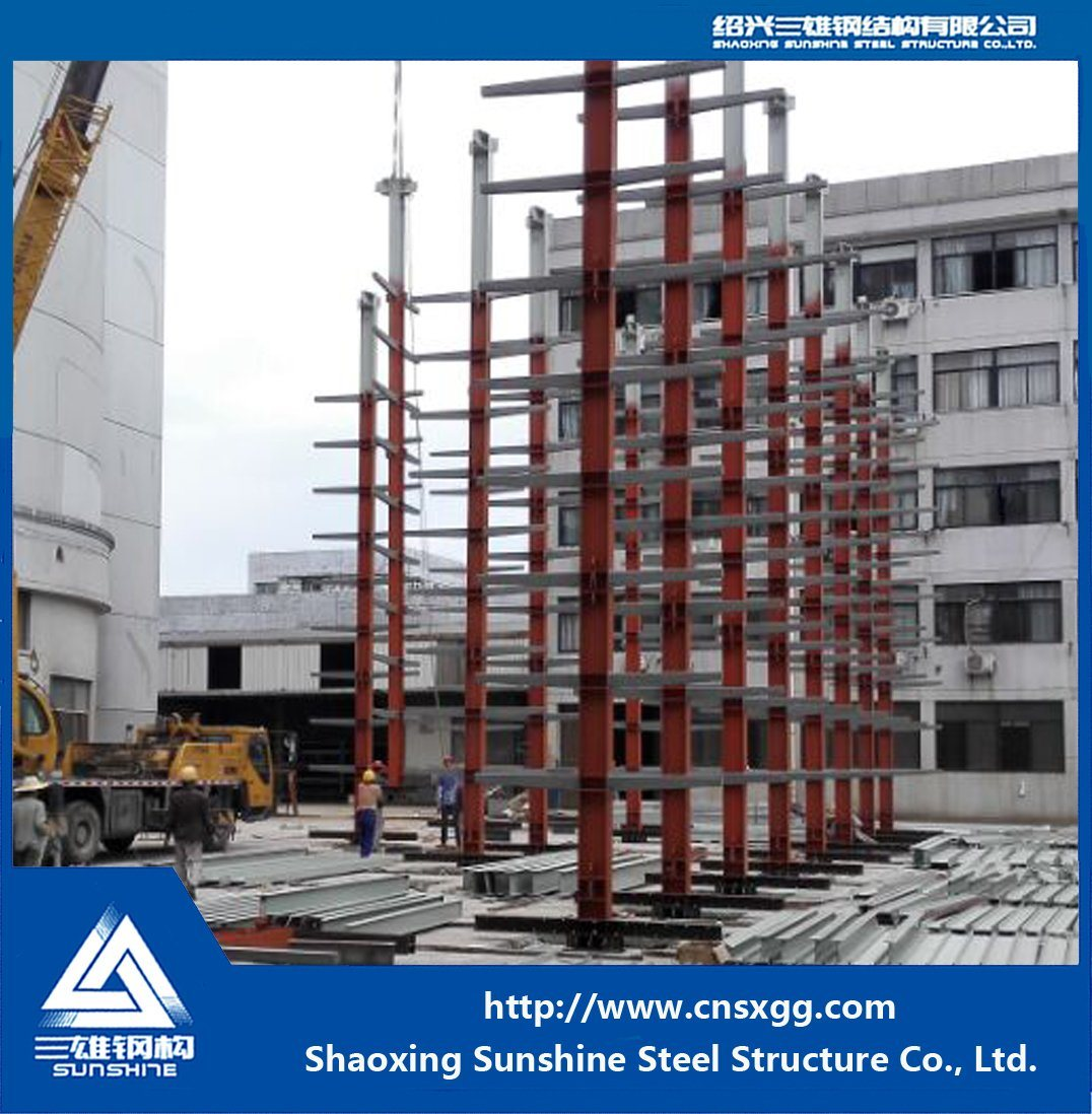 Construction Design Prefabricated Steel Structure Warehouse