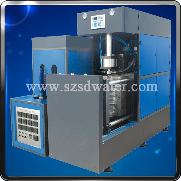 2L Pet Bottle Automatic Molding Blowing Machine