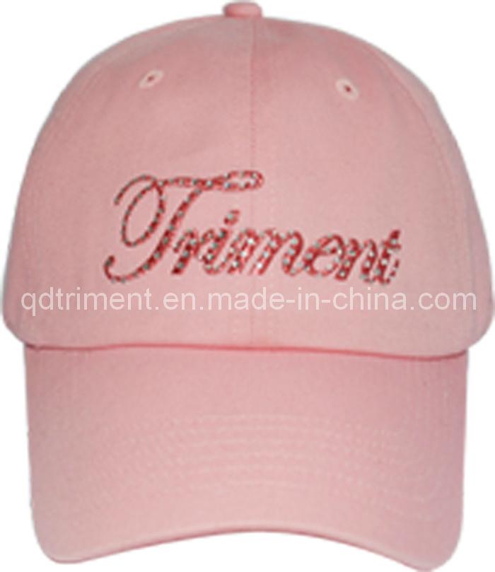 Constructed Screen Print Embroidery Twill Sport Baseball Cap (TRSDB12)