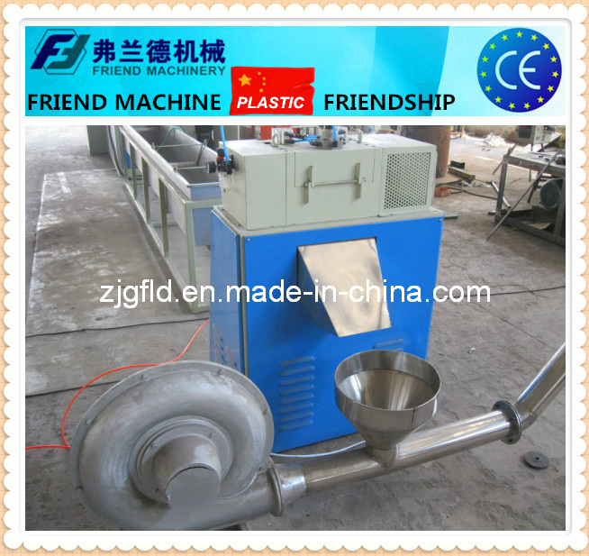 PP Cold Strand Plastic Pelletizer Machine