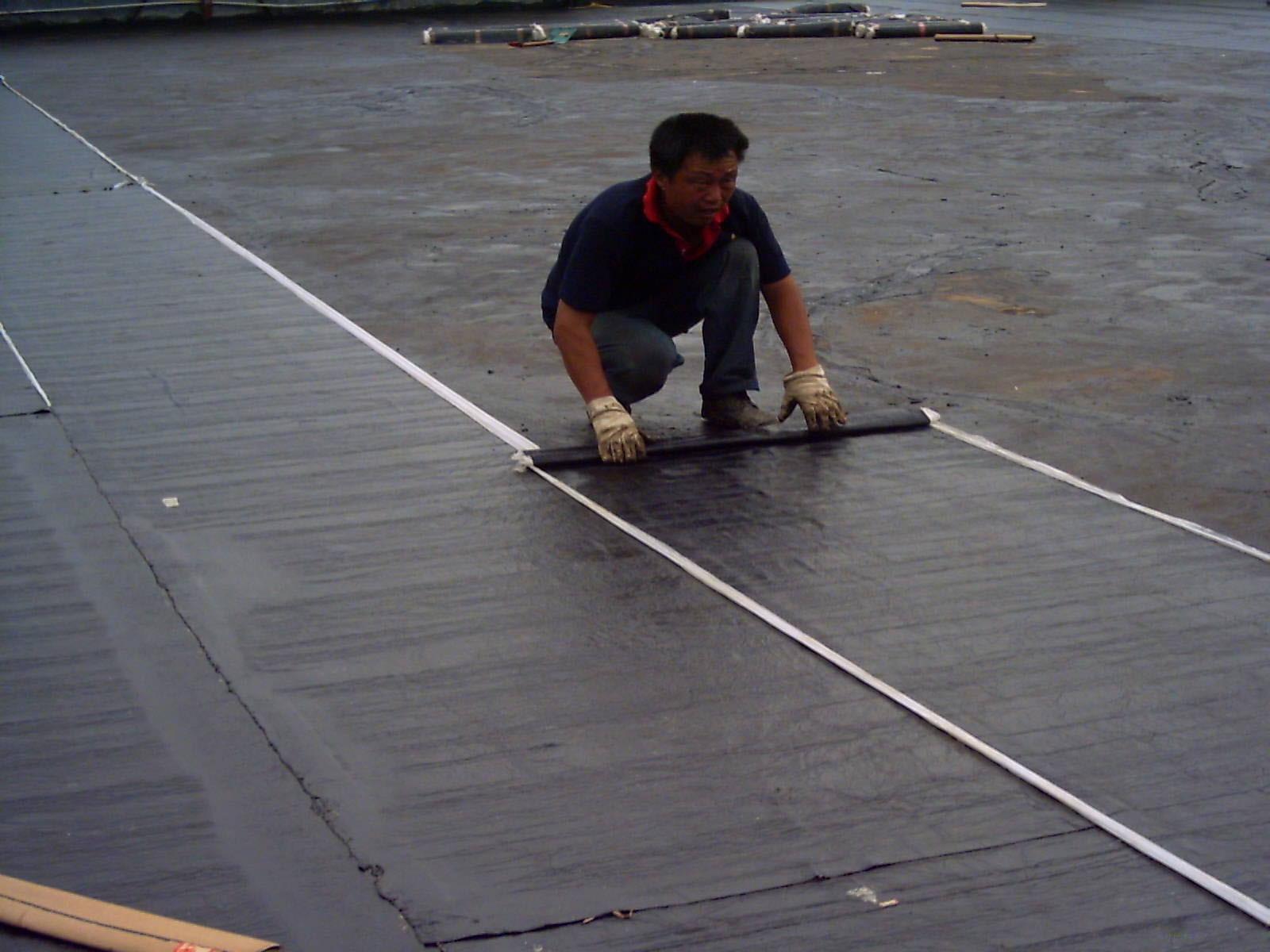 Elastomer Sbs Asphalt Waterproofing Membrane