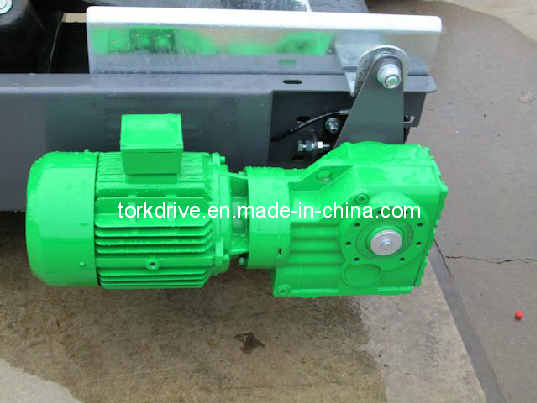 China K Helical Bevel Right Angle Conveyor Gearbox Photos