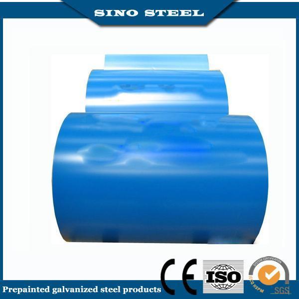 Prime Quality Dx51d PPGI Color Coated Prepainted Galvanized Steel Coil