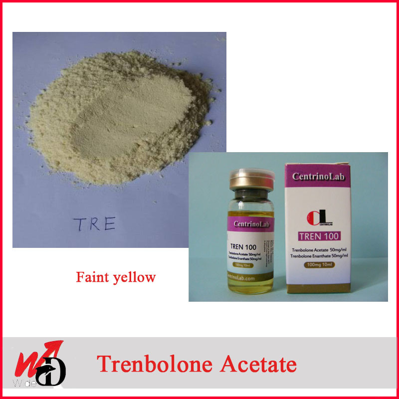 Raw Steroid Hormone Pharmaceutical Chemical Trenbolone Acetate
