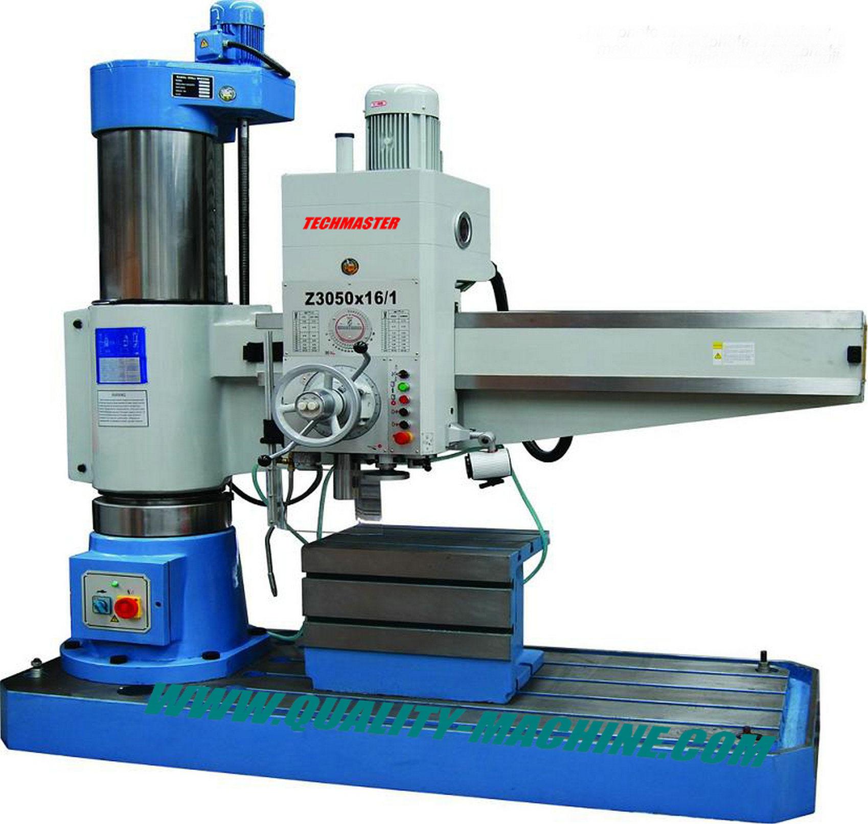 machine drilling