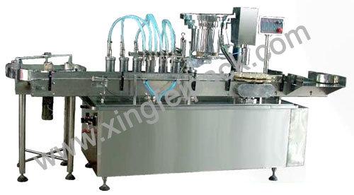 Petroleum Jelly Filling Machine (XFY)