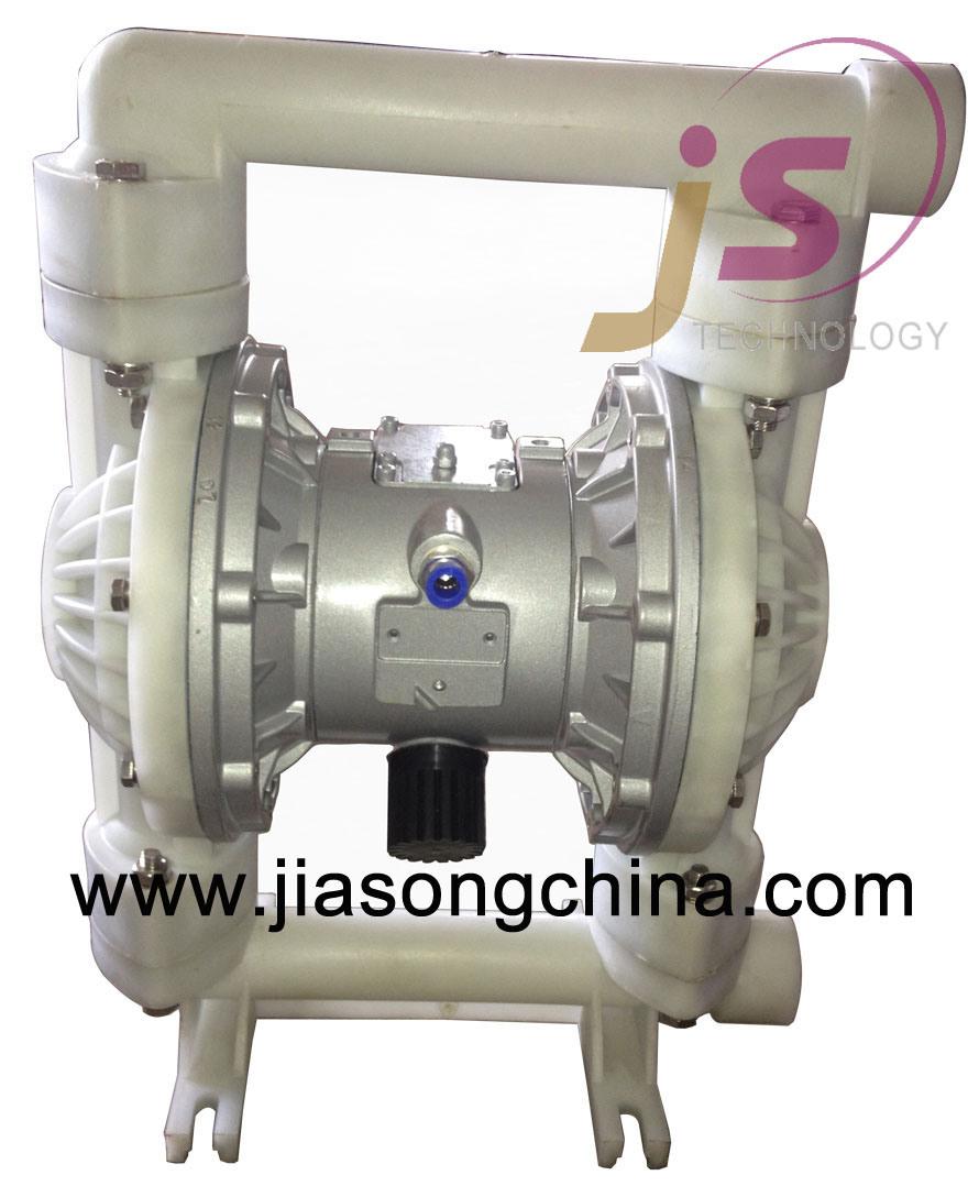Pneumatic Diaphragm Pump