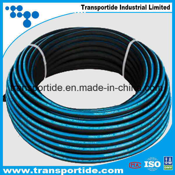 High Tensile Steel Wire Braid SAE100 R5 Hydraulic Rubber Hose