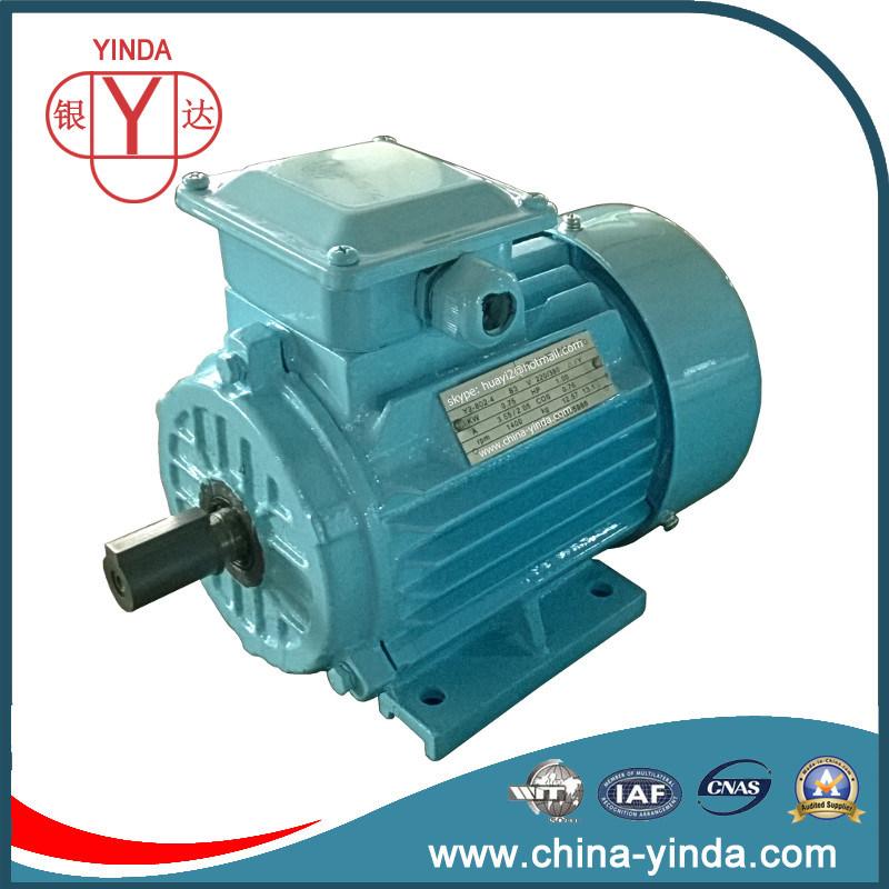 Ie2 Tefc - IP54 Three Phase AC Motor