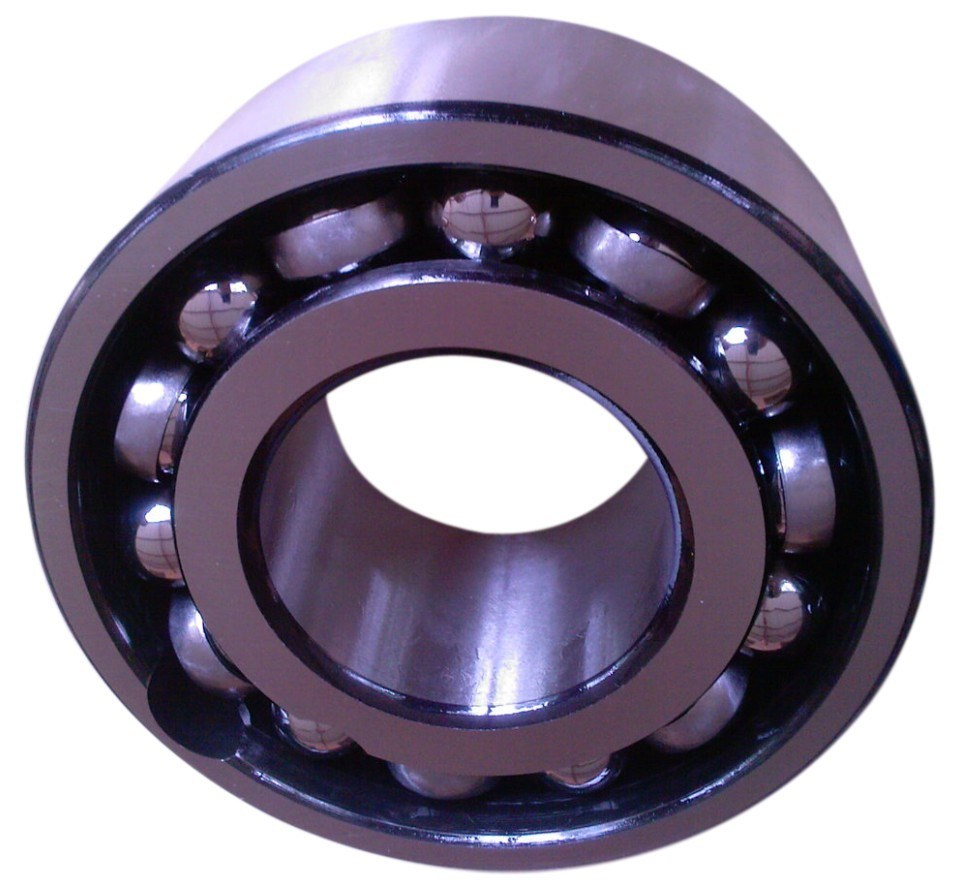with Filling Slot Double Row Angular Contact Ball Bearing (3205 2RS)