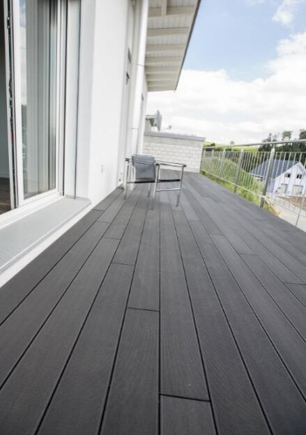 Wood Plastic Compsite Outdoor Decking