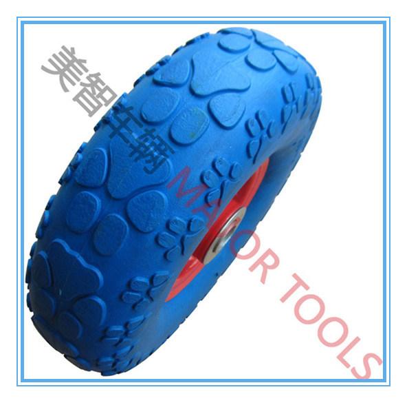 300-4 PU Wheel/Foam Wheel/PU Rubber Wheel for Wheelbarrow
