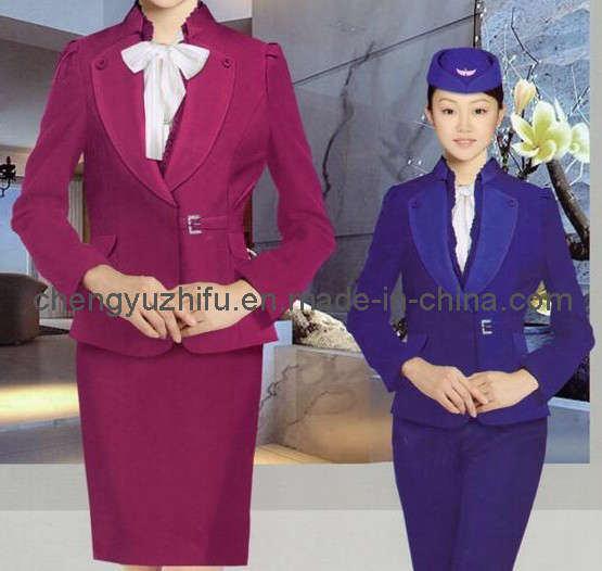Air Hostess Uniform 112