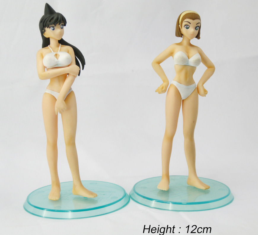 Plastic Figure Sexy Injection Figure (ZB-027)