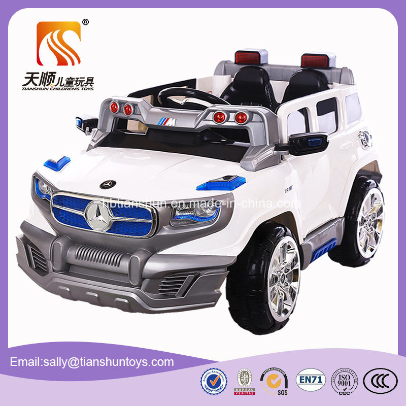 Factory Wholesale Children Electric RC Toy Car 2017