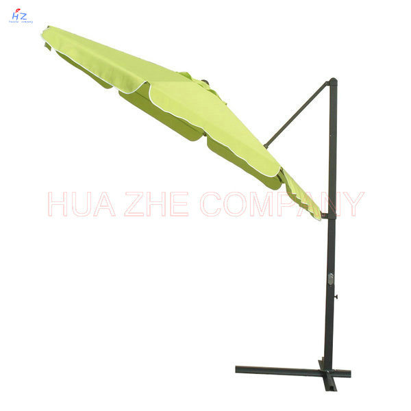 Hz-Um70 10ft Banana Umbrella Garden Umbrella Parasol Outdoor Umbrella