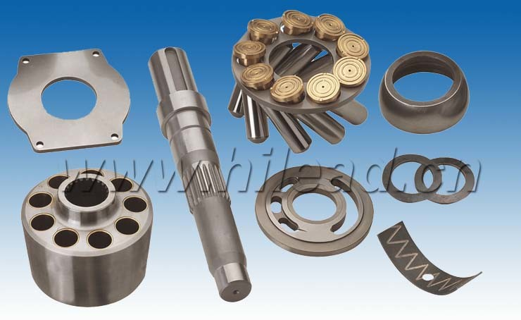 A4vso500 Hydraulic Piston Pump Spare Parts