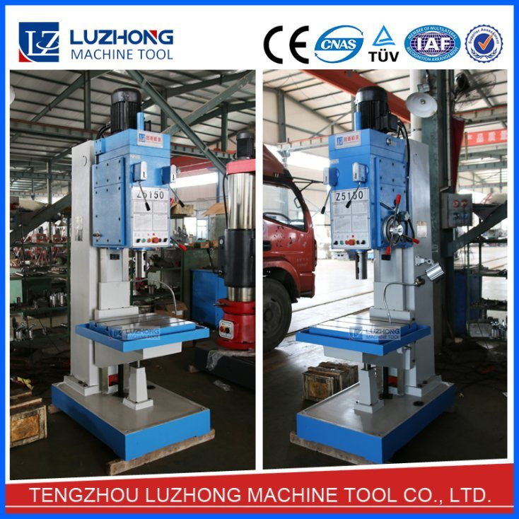 Stand Drilling Machinery Z5140 Z5150 Vertical Drilling Machine
