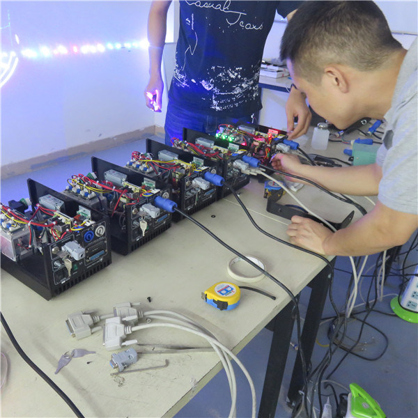 Low Price of Laser Light 4W DIY Laser Projector for Sale