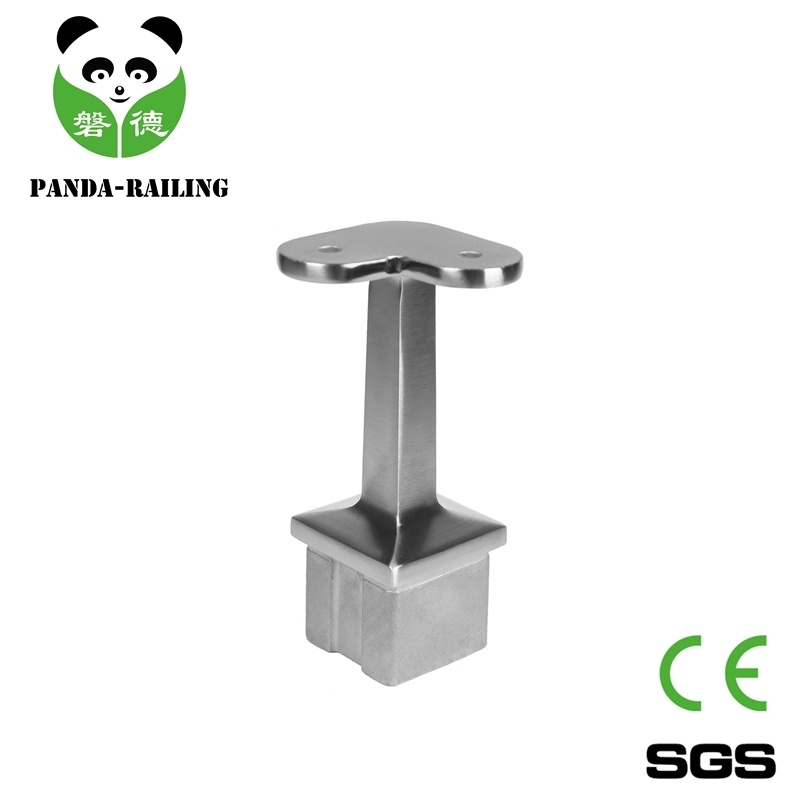 Stainless Steel Baluster Railing Handrail Square Post and Tube Support