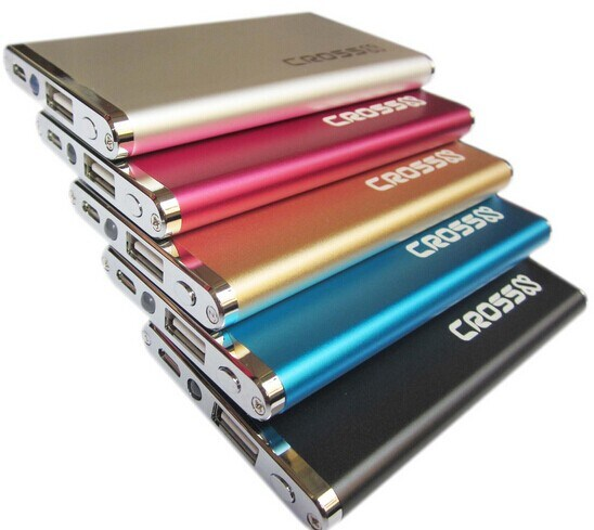Supply 4500mAh Power Bank for Dual USB Mobile Phone (OM-PW010)